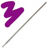 Стержень для фрихенда фиолетовый