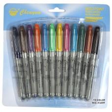 Комплект 12 тату маркеров