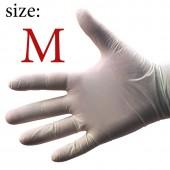 Перчатки нитриловые размер M