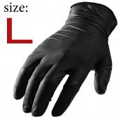 Нитриловые перчатки размер L
