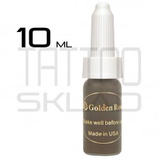 Пигмент для татуажа Golden Rose Chocolate 10 ml.