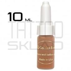 Пигмент для татуажа Golden Rose Light Coffee 10 ml.