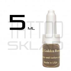 Пигмент для татуажа Golden Rose Dark Coffee 5 ml.