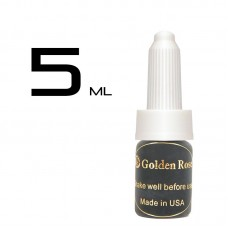 Пигмент для татуажа Golden Rose Jet Black 5 ml.