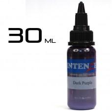 Тату краска Intenze New Dark Purple