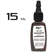 Тату краска Kuro Sumi Brown 15ml.