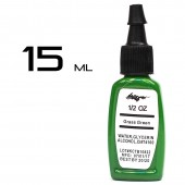 Тату краска Kuro Sumi Grass Green 15ml.