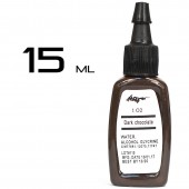 Тату краска Kuro Sumi Dark Chocolate 15ml.