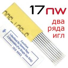 Игла для микроблейдинга 17 nW