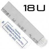 Игла для микроблейдинга 18U
