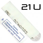 Игла для микроблейдинга 21U
