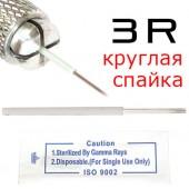 Игла для микроблейдинга 3 R
