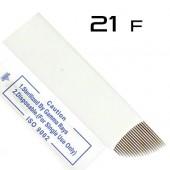 Игла для микроблейдинга 21 F