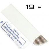 Игла для микроблейдинга 19 F