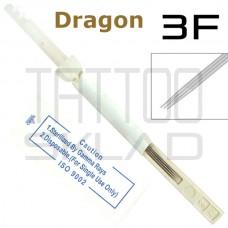 Игла для татуажа Dragon 3F