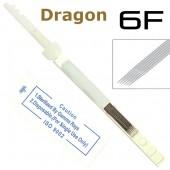Игла для татуажа Dragon 6F