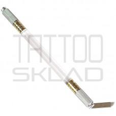 Ручка для микроблейдинга двусторонняя Model 04