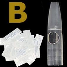 Типс татуаж Вид B 6F стерильный
