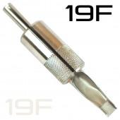 Держак магнум стальной 19F