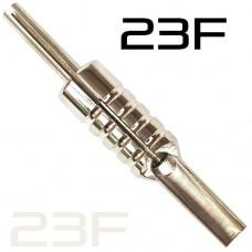 Стальной тату держатель 23F