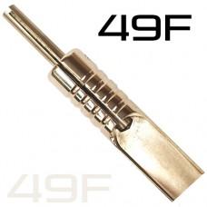 Стальной тату держатель 49F