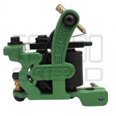 Индукционная тату машинка Green Hieroglyph