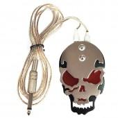 Тату педаль Red Skull