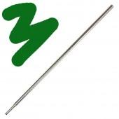 Стержень для фрихенда зелёный