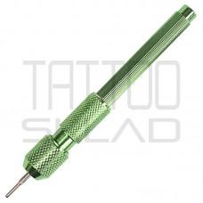 Ручка для фрихенда зелёная
