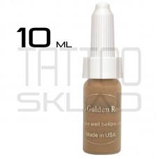 Пигмент для татуажа Golden Rose Brown Coffee 10 ml.