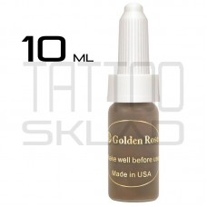Пигмент для татуажа Golden Rose Dark Coffee 10 ml.