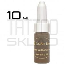 Пигмент для татуажа Golden Rose Deep Coffee 10 ml.
