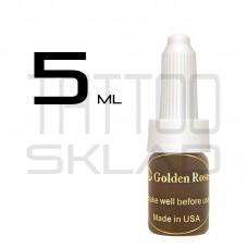 Пигмент для татуажа Golden Rose Deep Coffee 5 ml.