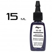 Тату краска Kuro Sumi Dark Purple 15ml.