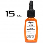 Тату краска Kuro Sumi Orange 15ml.