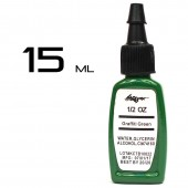 Тату краска Kuro Sumi Graffiti Green 15ml.