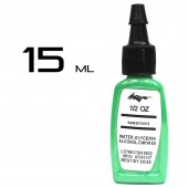 Тату краска Kuro Sumi Spearmint 15ml.