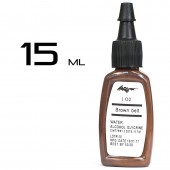 Тату краска Kuro Sumi Brown Belt 15ml.