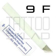 Игла для микроблейдинга 9F