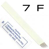 Игла для микроблейдинга 7F