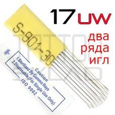 Игла для микроблейдинга 17 UW