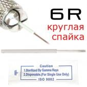 Игла для микроблейдинга 6 R