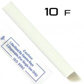 Игла для микроблейдинга 10 F