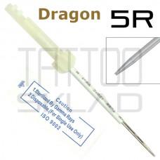 Игла для татуажа Dragon 5R