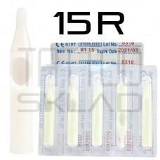 Стандартный пластиковый типс 15R