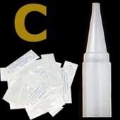 Типс татуаж Вид C 1R стерильный